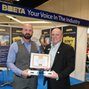 Patlock wins Best New Product Award at Totally DIY & Tools